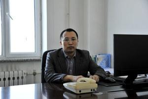 副总经理 叶喜永
